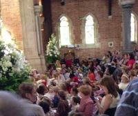 Christmas service for children web