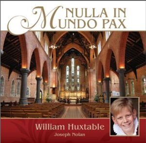 william huxtable cd cover